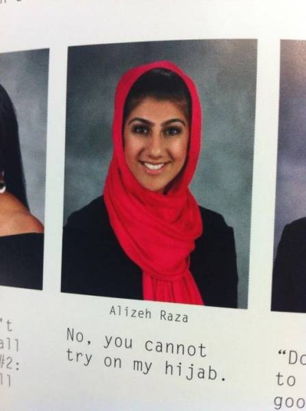The Most Humorous Yearbook Quotes Ever