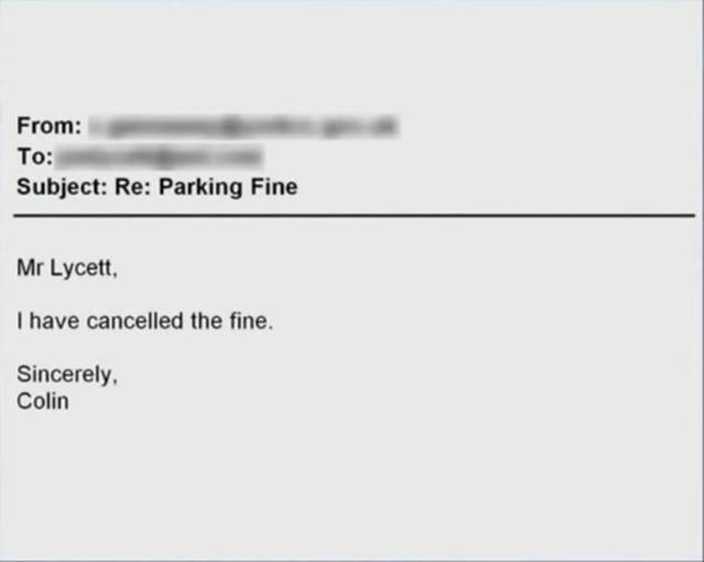 How To Contest Parking Fine Like A Boss