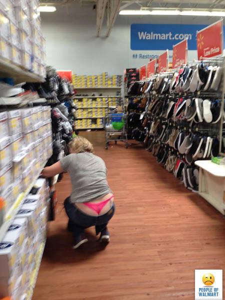 Kooky People You Can See At Wal-Mart (57 pics) - Izismile.com