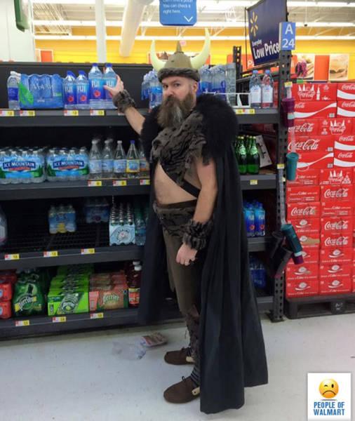 Kooky People You Can See At Wal Mart 57 Pics Izismile Com