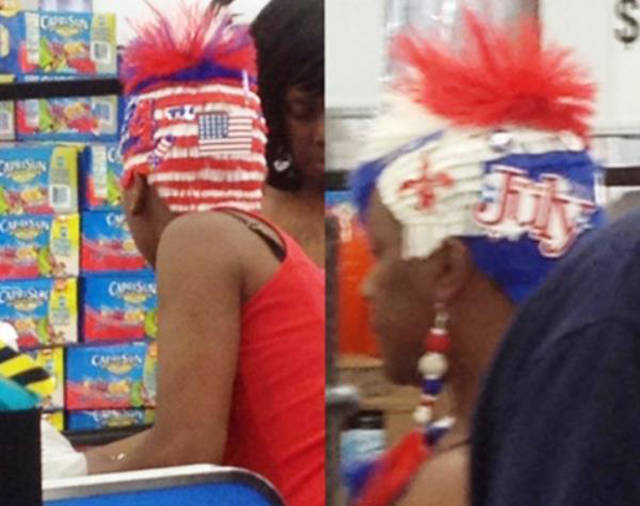 Kooky People You Can See At Wal-Mart