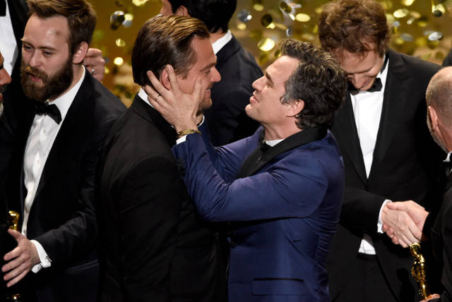 The Best Moments From 2016 Academy Awards