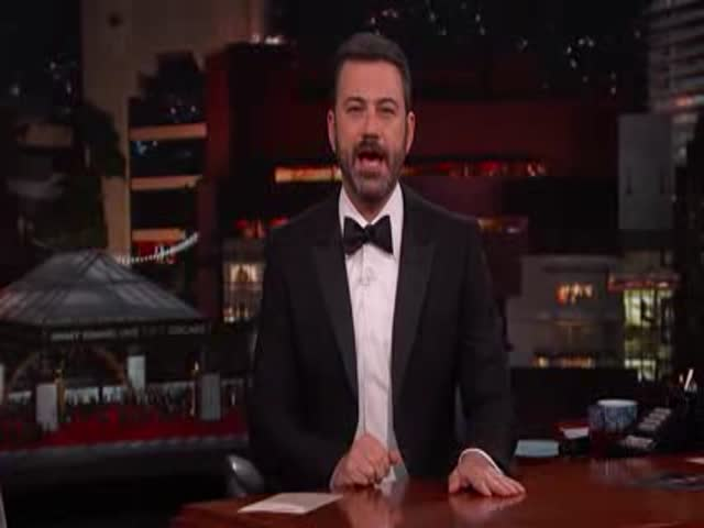 Ben Affleck Finds A Way To Sneak His Buddy Matt Damon Onto Jimmy Kimmel Show