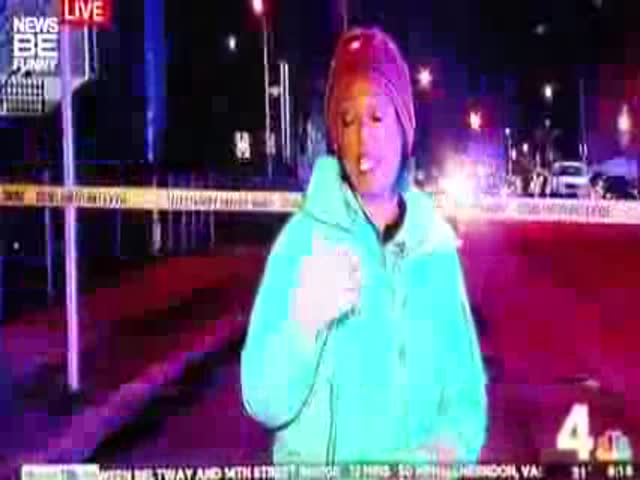 Compilation Of The Funniest News Bloopers Of January