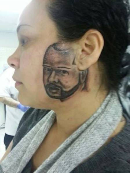 They Do Know That Tattoos Are Permanent, Right?