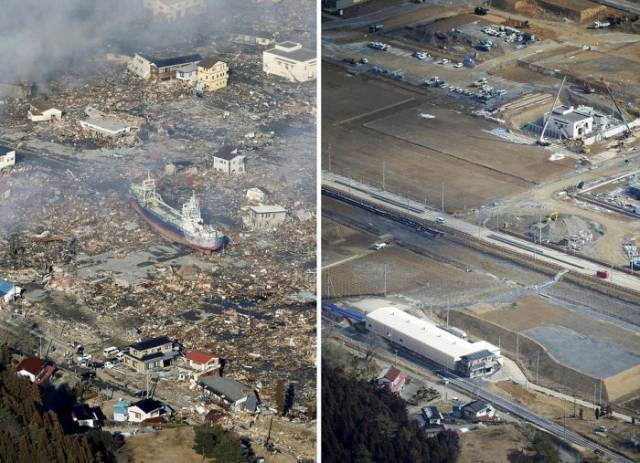 Fukushima: 5 Years After The Tragedy