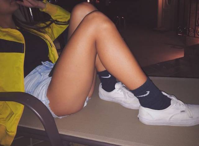 With Legs Like These, Nothing Else Matters