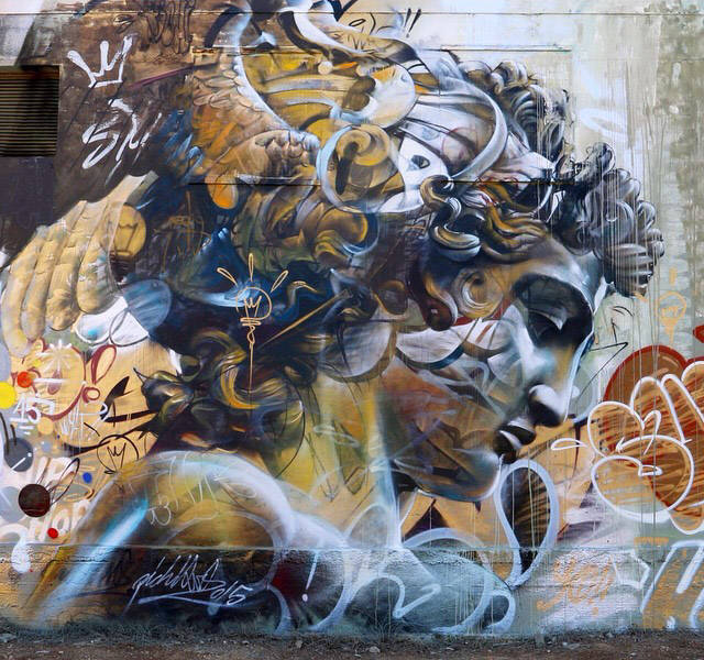 PichiAvo Took Street Art To The Next Level