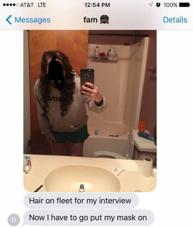 Rookie Mistake: Girl Snapchats Her Photo With Dildos To Her Parents