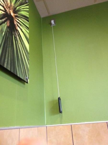 People Find Inventive Ways To Charge Their Phones