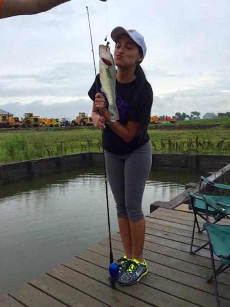Sexy Girls Make Fishing Less Boring