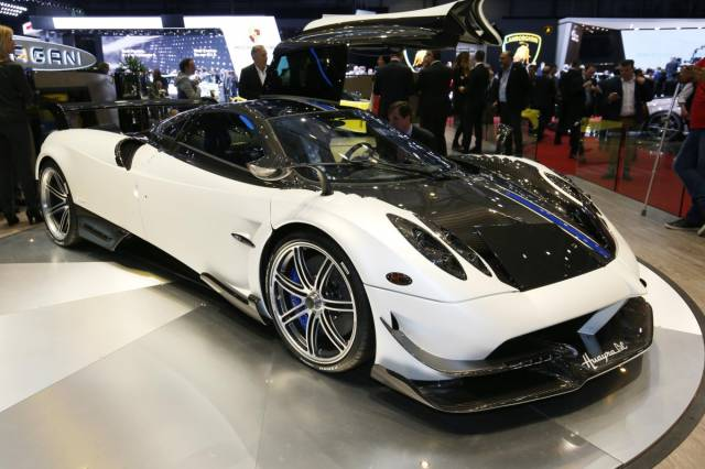 The 33 Hottest Cars At The Geneva Motor Show