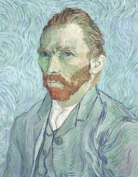 This Is Known To Be The Only Photo Of Van Gogh As An Adult