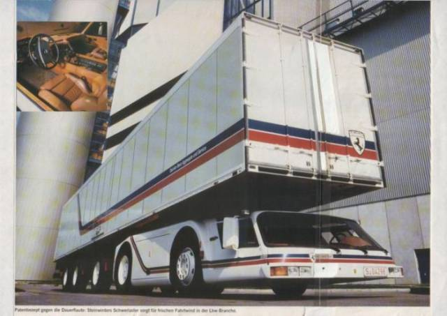 This Supercargo Vehicle Is Something Out Of This World