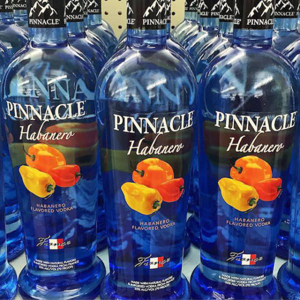 Some Of The Weirdest Alcohol Flavors That Exist