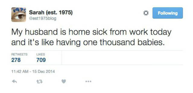 These Tweets Sum Up Marriage Perfectly