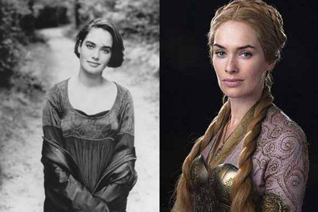 How Cast Members Of Game Of Thrones Looked Back In The Day
