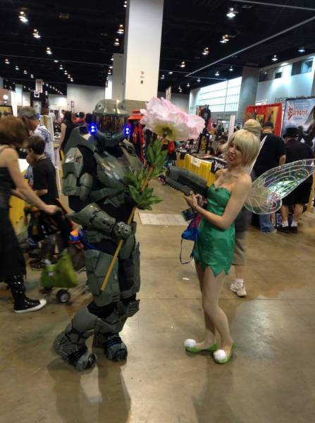 These Geeks Are Responsible for Making Cosplay Awesome