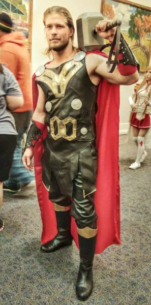 43 People Who Make Cosplay Awesome | Chaostrophic