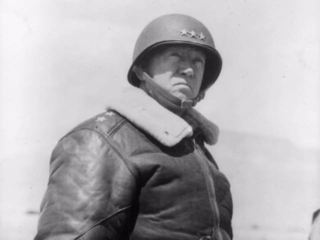 Valuable Life Advice From General George S. Patton