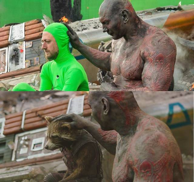 Usage Of Special Effects In Popular Movies And TV Series