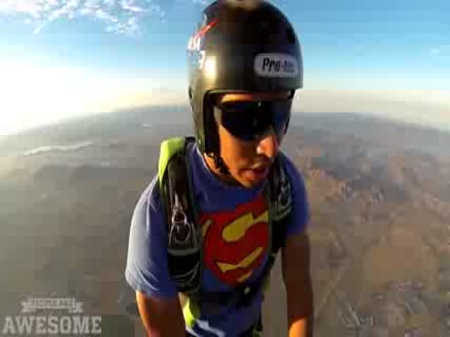 The Coolest Videos Of Skydiving That Are Simply Exciting