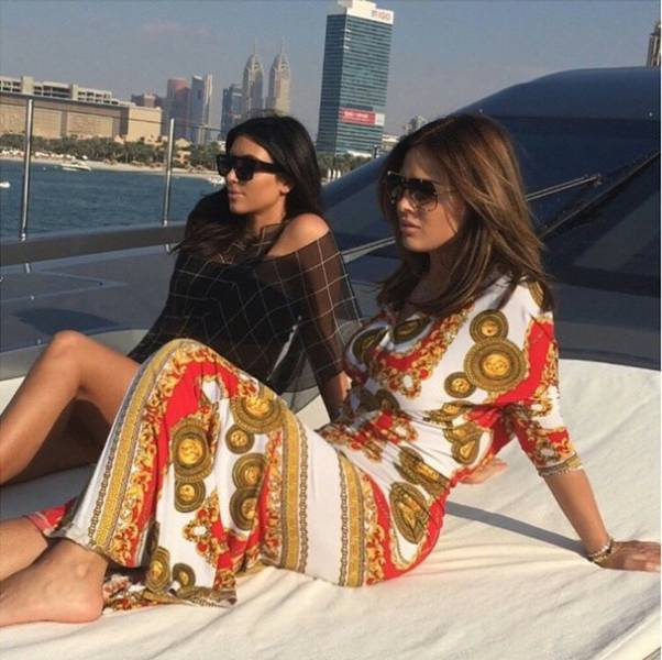 Rich Kids Of Dubai vs Rich Kids Of Mexico City On Instagram