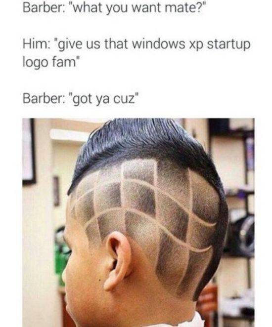 People Who Actually Went To A Hairdresser To Get These Haircuts