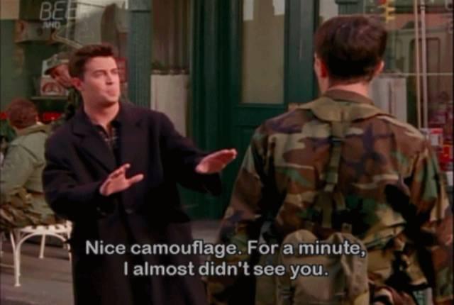 The Best Of Chandler Bing