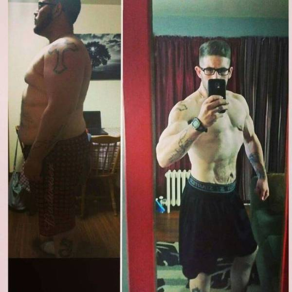 Another Man Turns His Life Around By Losing 83 Kg