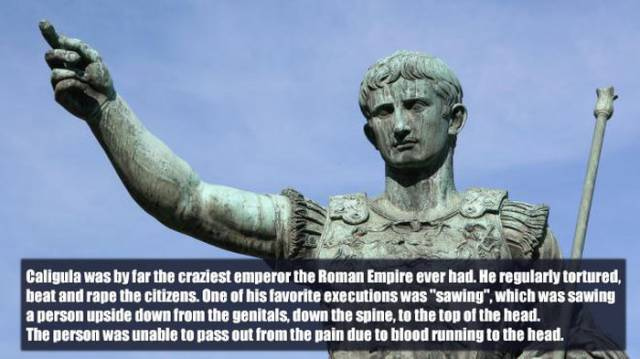 There Was Some Weird Sh!t Going On In Roman Empire Back In The Day
