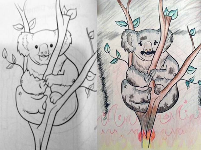 Brilliant Examples Of How Make Children Coloring Books NSFW