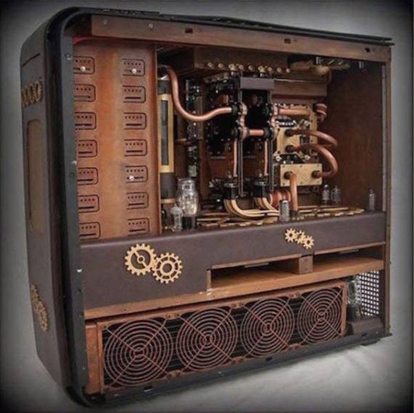 Impressive Mods Of Gaming Computer Cases