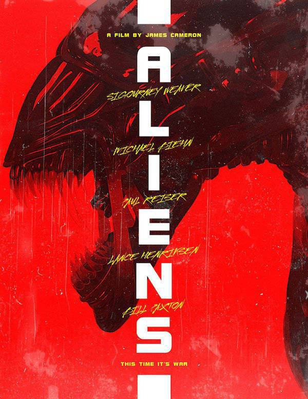 Striking Movie Posters Made By A Fan That You'd Like Even Better Than The Originals
