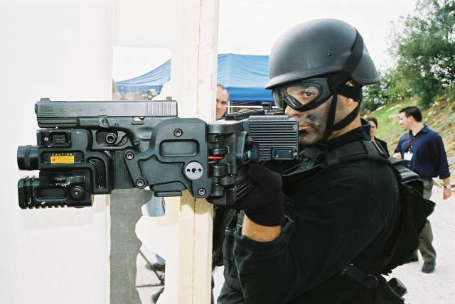 Bad Ass High-Tech Weapons Straight Out Of A Sci-Fi Movie