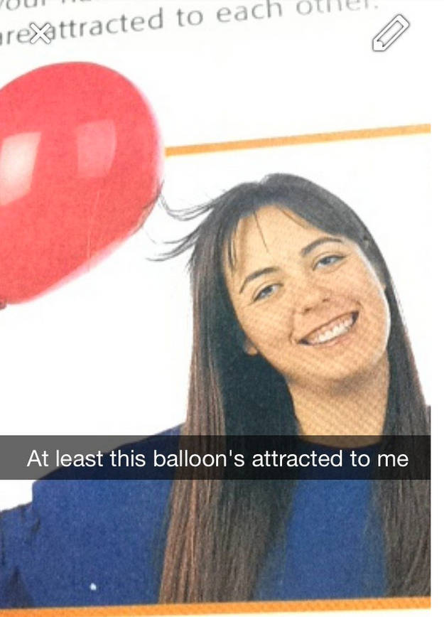 Funny Snapchats To Get Your Weekend Off To A Great Start