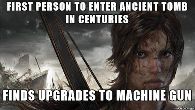 Gamers Will Relate