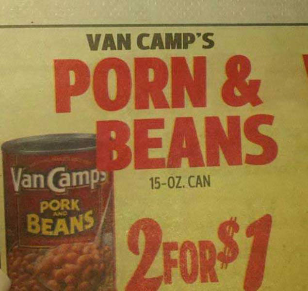 Some Of The Funniest Examples In Local Advertising