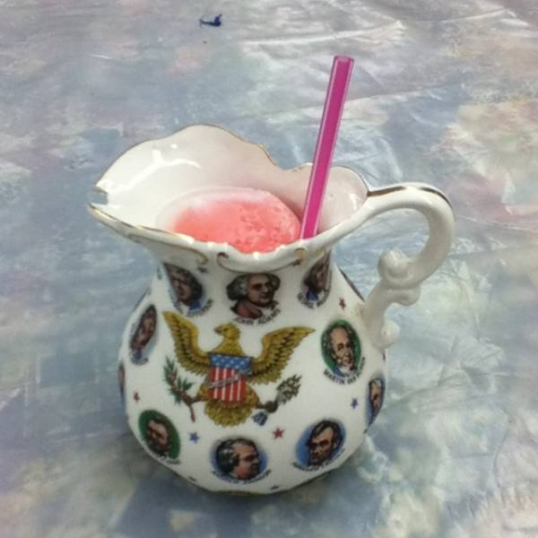 "These Slurpee Lovers Take ""Bring Your Own Cup Day"" Too Seriously"