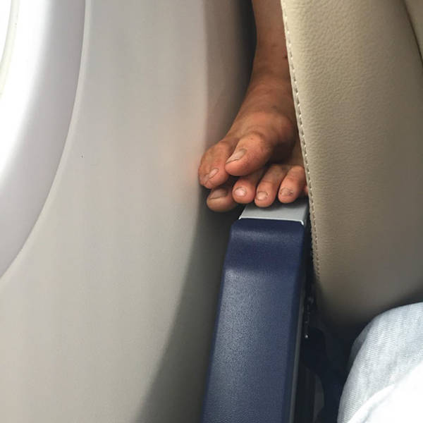 You Just Hate It When These Things Happen On A Flight