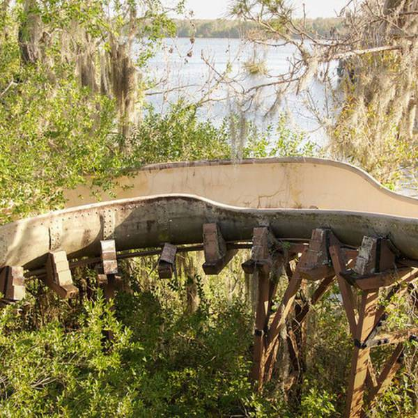 How Disney's Abandoned Water Park Looks Like Now (17 Pics