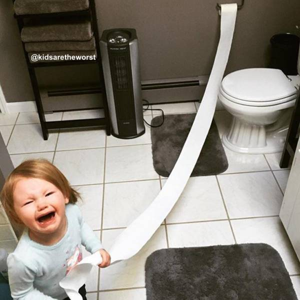 Have Kids They Said, It Will Be Fun They Said