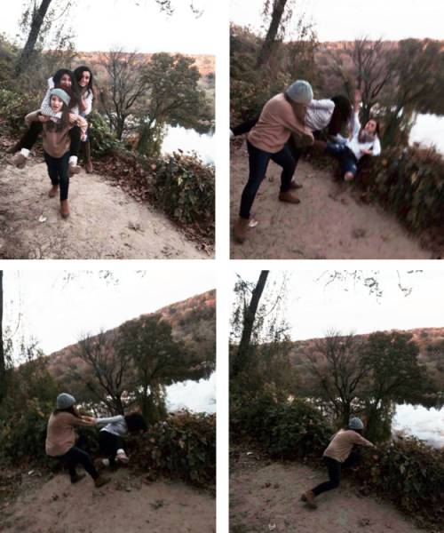 Some Of The Funniest Disasters Captured On Camera