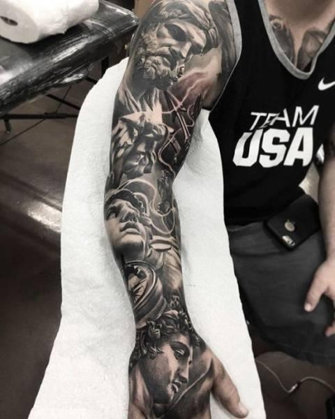 Truly Amazing Tattoo Art