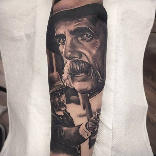Truly Amazing Tattoo Art