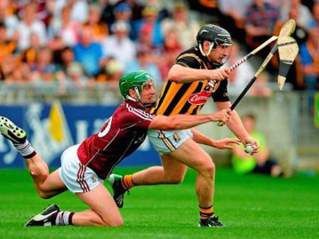 Hurling Is A Really Crazy Ass Sport