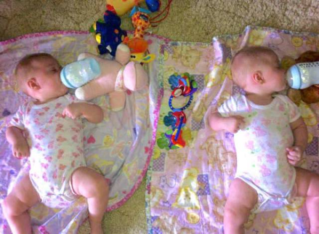 Parenting Is A Balancing Act And Multitasking
