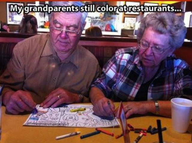 The Reasons Why Old People Are The Best