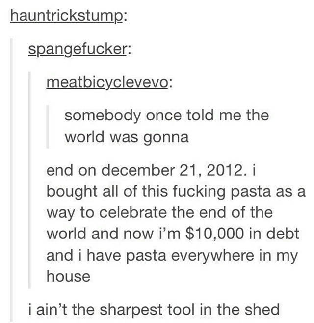 Weird But Funny Tumblr Jokes