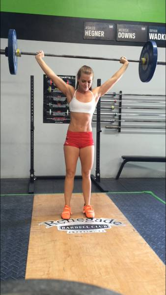 From Anorexia To Binge Eating To A Healthy CrossFit Athlete
